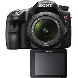 Sony Alpha A57K SLT SLR (Black, with 18-55 mm Lens)