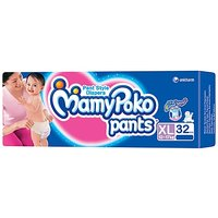 Mamy Poko Pants Pant Style Diapers XL - 32 Pieces