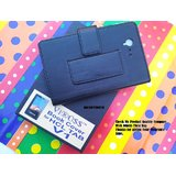 HCL ME V1 TAB Black PU Leather 7 Inch Tablet Flip Case CoverPouch Cum Stand-H