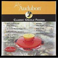 Audubon Oriole Feeder Plastic 12 Oz