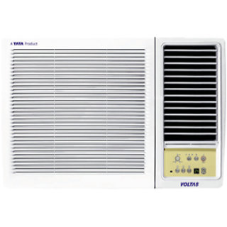 Voltas 123LY 1Ton 3 Star Window Air Conditioner (White)