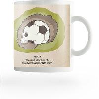 PosterGuy FIFA Archeology Football FIFA World Cup 2014 Ceramic Mug