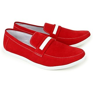 X2 Classic Red Casual Shoes