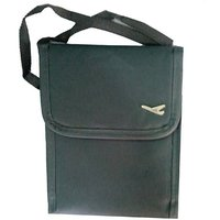 Urban Living Mini Passport Sling bag Travel Pouch - Grey