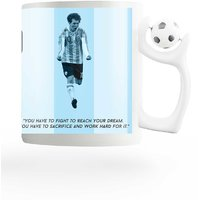 PosterGuy Lionel Messi Argentina Football FIFA Ceramic Mug