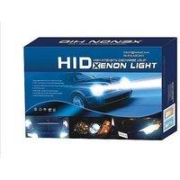 HID Light Bulbs H4 FOR CAR 6000k High Intensity Discharge Kit XENON WHITE Light.