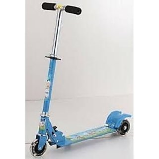 Stylish Scooty Kids 3 Wheeler Scooter For Kids Fun available at ShopClues for Rs.729