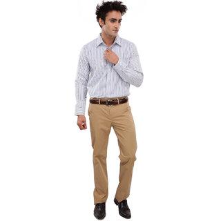 We Men Cool Multicolor Cotton Shirt