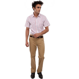 We Men Selective Multicolor Cotton Shirt