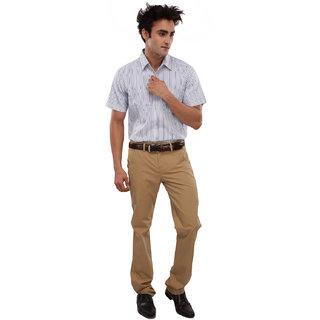 We Men Peerless Multicolor Cotton Shirt