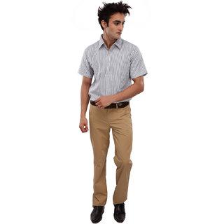 We Men Lovely Multicolor Cotton Shirt