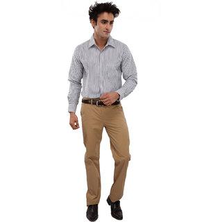 We Men Elegant Multicolor Cotton Shirt