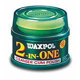 Waxpol 2 In 1 Cleanser Cum Car Polish (250 Gm) On Very Reasonable Price.