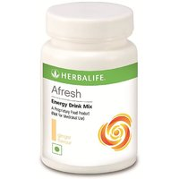 HERBALIFE Afresh Energy Drink Mix 50 Gram Pack 50 Serving Per Pack