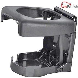 Autofurnish Foldable Car Drink / Can / Glass / Bottle Holder