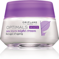 Optimals White Skin Youth Night Cream 50ml
