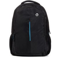 HP Laptop Bag Black Blue Line