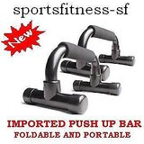PUSH UP BAR FOLDABLE AND PORTABLE ( IMPORTED )