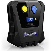 Michelin -12264- Digital - Micro Car/Bike Tyre Inflator (Black)