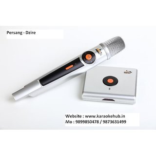 Karaoke Microphone Persang Dzire ( One Wireless)