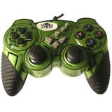 SVB-USB GAME PAD WITH VIBRATION DELUXE-GREEN