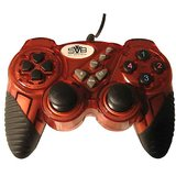 SVB-USB GAME PAD WITH VIBRATION DELUXE-RED