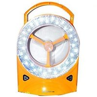 Rechargeable Fan With Light - 3861108