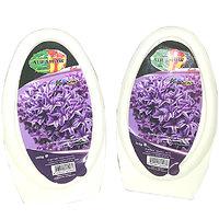 G010 Air Show Home & Car Air Gel Freshners 2pcs Combo Lavender
