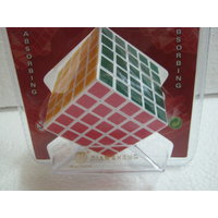 UNIQUE 5 x 5  MAGIC CUBE ACTIVITY PUZZLE EXCELLENT QUALITY - VERY SMOOTH PLAYING