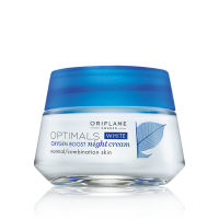 Optimals White Oxygen Boost Night Cream  For Normal/combination Skin- 50ml
