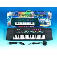 37 KEY ELECTRONIC MUSICAL KEYBOARD PIANO WITH MICROPHONE