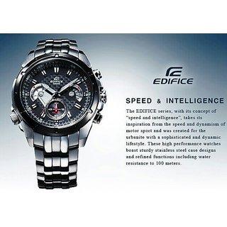 ORIGINAL CASIO EDIFICE EF 535 WATCH