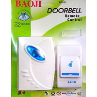 50% MONEY SAVING OFFER With 2 Free Gift Best Quality Remote Door Bell Ring