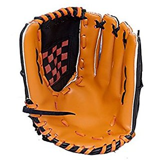 CW Base Ball Fielding Glove In Chrome Leather Left Handed