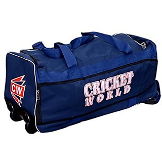 CW Personal Cricket Kit Bag With Wheels