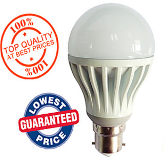 9W IMPORTED LED BULB FOR PURE, WHITE,BRIGHT & SAFE LIGHT