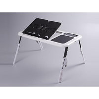 E Table Foldable & Portable Laptop Stand(AS SEEN ON TV)
