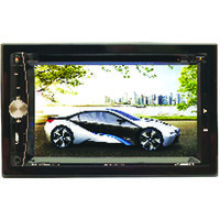 Worldtech Full Hd Double Din With SD Card  USB