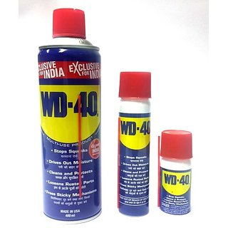 WD40 Family Pack 400ml+63.8g+32g