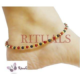 Elegant Beads Anklets