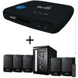 Mitashi 5.1 Channel Home Theater System + DVD Player