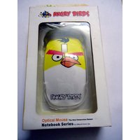 Angry Birds Angry USB Optical Scroll Mouse 1200 Dpi