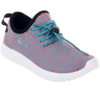 Lancer Girlss Pink Lace-up Casual Shoes BOOSTTBL-PNK
