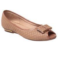 Msc Girls'S Beige Platform Heel ]MSC-99-1401-BEIGE