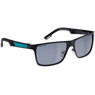 Fastrack Sunglasses M101BK1P WAyfarer - Polarized