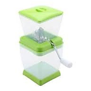 Branded & Original Onion & Vegetable chopper with Titanium Blades  available at ShopClues for Rs.49