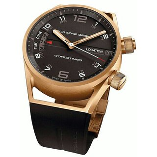 Porsche Design Worldtimer Limited Edition Watch
