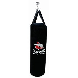 Xpeed Boxing /Punching Bag Carbonium Leather Unfilled 36 inches (3 feet)