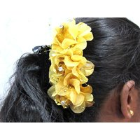 Flower Hair Banch Comb Accessories