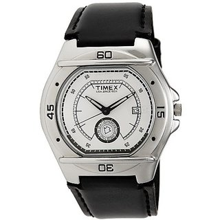 Timex Fashion Analog Silver Dial Mens Watch-EL00
